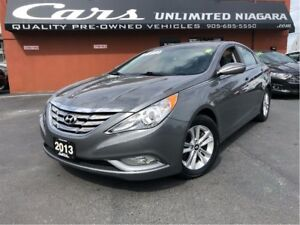 2013 Hyundai Sonata GLS | ROOF | ECO | LOW MILEAGE | NO ACCIDENT