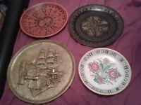 4 wall plates