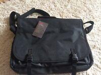"""Logic 16"""" laptop messenger bag"""
