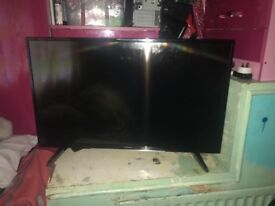 Good working order tv 43inch