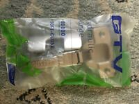 GTV PRESTIGE SOFT CLOSE 35mm KITCHEN CABINET DOOR HINGE PLATE & SCREWS