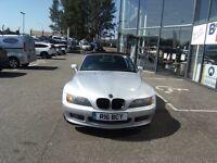 2000 V BMW Z3 1.9 Z3 ROADSTER 2d 117 BHP **** GUARANTEED FINANCE ****