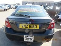 2006 FORD MONDEO LX TCI, 2.0L DIESEL, BREAKING PARTS ONLY, POSTAGE AVAILABLE NATIONWIDE