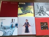 Vinyl records (St Vincent, Kanye West, Modest Mouse, Radiohead, Arcade Fire etc)