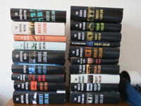 A collection of the Robert Ludlum books (Hardback)