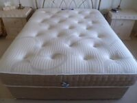 5ft (150cm) King Size Mattress - Giltedge Beds 'Pisa' - 4 months old