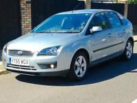 FORD FOCUS ZETEC CLIMATE 1.6 AUTOMATIC GENUINE SUPER LOW MILEAGE FULL YEARS MOT 3 MONTHS WARRANTY