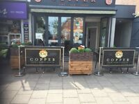 Waiting and Bar Staff vacancies at Copper Bar Mapperley