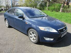 2008 58 FORD MONDEO 1.8 ZETEC TDCI 125 FLYWHEEL +CLUTCH DONE 128K CAMBELED AT 107K FULL MOT PX SWAPS