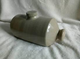 Stone hot water bottle
