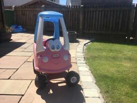 SOLD - Cozy coupe car