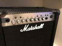 Marshall MG15CFX 15 watt guitar amplifier