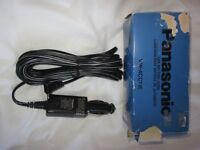 Panasonic VW-ACC11E car battery cord