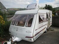 Compass Encore 4 berth great clean family caravan