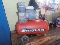 25l snap-on air compressor