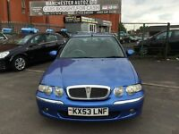 Rover 45 2.0 TD Impression S 5dr VERY GOOD RUNNER,