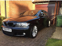118d M , Great condition and low mileage