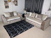 BRAND NEW SOFA 3+2 OR CORNER UNIT AVAILABLE