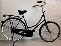 v 🚲🚲BSP OMA Ladies DUTCH city Bike single Speed M Size Warranty Lightweight 🚲🚲