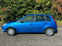 CHEAP FORD FIESTA GHIA 1.4L (2004) year mot LOW 76,000 miles cheap tax