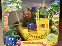 Disney Jungle Junction Playset