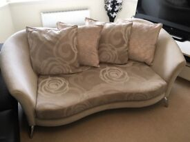 DFS 3 Seater Sofa **REDUCED PRICE** For Quick Sale