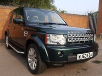 2013 LAND ROVER DISCOVERY 4 3.0 SD V6 XS 4X4 7 SEATER RANGE ROVER VOGUE SPORT X5 X6 AUDI Q7 TOUAREG