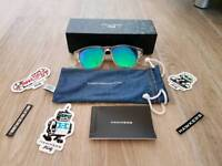 BN Hawkers Kids Emerald One Sunglasses UV protected