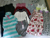 7-8 years girls clothes bundle