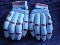 Right hand batting gloves