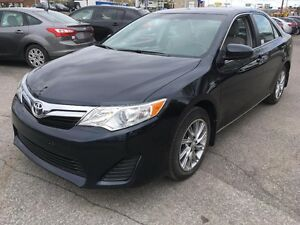 2012 Toyota Camry LE NAVIGATION SEIGES ELECT 66,000KM MAGS