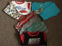 Boys 2-3 years clothes bundle-8 items-Nike