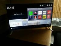 Lg 40 inch uhd 4k smart tv