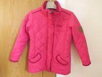 Girls Regatta Jacket Age 5-6