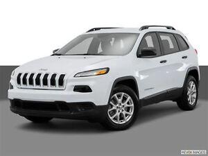 2016 Jeep Cherokee Limited   Loaded   NAV   Heated Seats