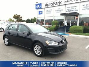 2015 Volkswagen Golf Trendline| Bluetooth| Heated seats |Alloys