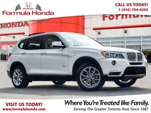2013 BMW X3 28i | MINT CONDITION | ALL WHEEL DRIVE