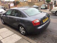 CAR, Audi A4, Saloon, Cheap Price