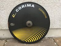 Corima Carbone Tubular Disc Wheel