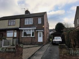 Refurbished Traditional Bay Fronted 2 Bed Semi Detached with Garage LOW DEPOSIT AVAILABLE