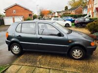 1997 VW Polo 1.0 New MOT Very Rare Model