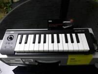 Korg micro key air Bluetooth keyboard