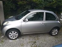 Lovely Nissan Micra, ideal second family car or first car for a new driver.