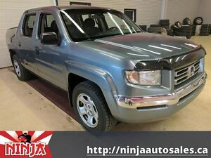 2006 Honda Ridgeline LX 4WD Minty And Safetied