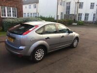 FORD FOCUS DIESEL. Low miles 71k 1.6. 55 reg. mot 1 full year. Great condition. £1295