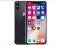 IPhone X 256gb Unlocked brand new condition with apple warranty and accessories