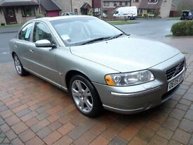 Volvo S60 Geartronic SE, FSH, 2 owners, low mileage