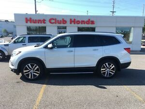 2016 Honda Pilot Touring 9AT AWD