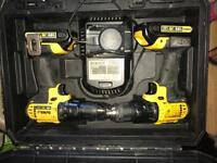 For Sale Dewalt drill 18v