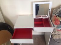 IKEA - Brand New/Never Used Brimnes White Dressing Table